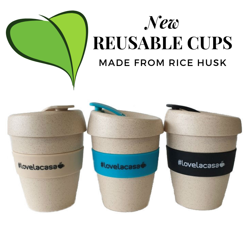 reusable coffee cup #waronwaste
