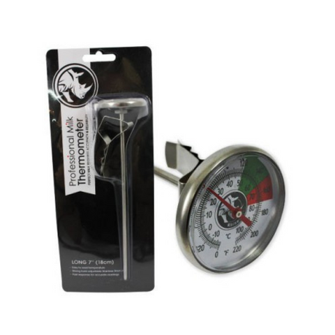 Rhinowares Milk Thermometer long