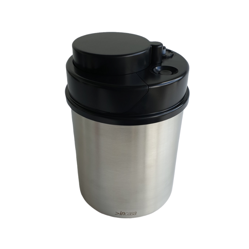 airtight canister for storing coffee fresh