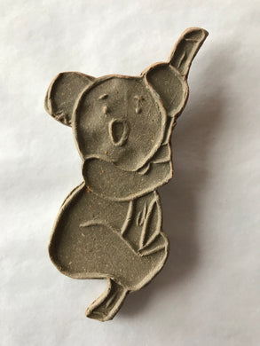 Koala (Clay) Fridge Magnet