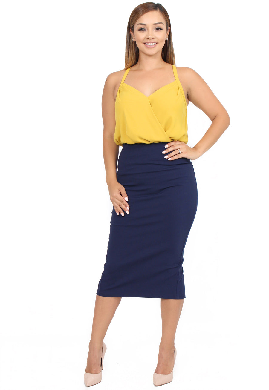 Chloe Midi Skirt (more colors)