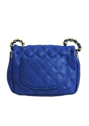 Bella Small Quilted Bag