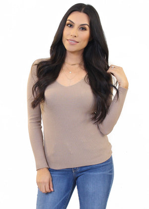 Whitney Sweater Top