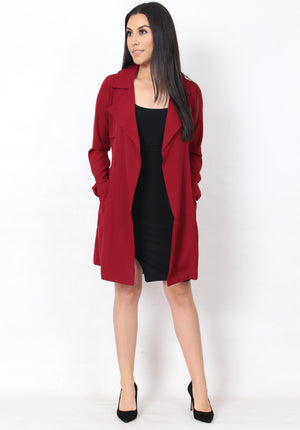 Money Moves Duster - Red