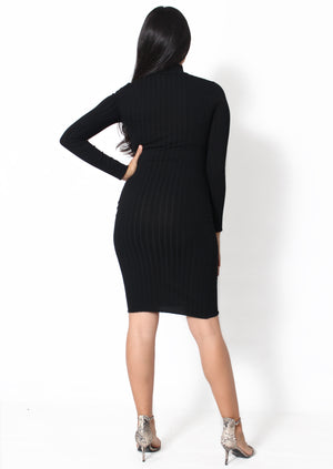 Never Settle Midi Dress