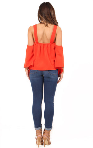 Amy Bell Sleeve Top