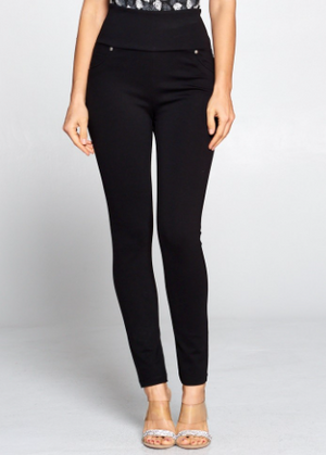 High Waisted Ponte Pants (more colors)