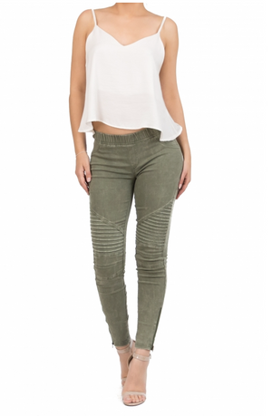 Biker Jeggings (more colors)
