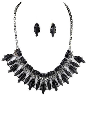 Becca Bejeweled Necklace Set