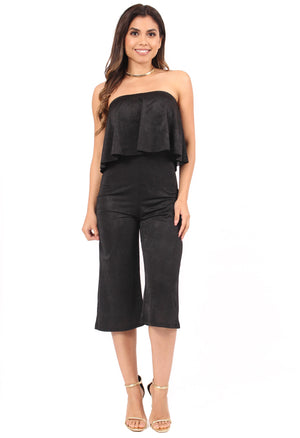Shay Crop Jumpsuit