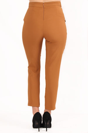 Brandy Cigarette Pants