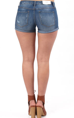 Stacey Denim Shorts