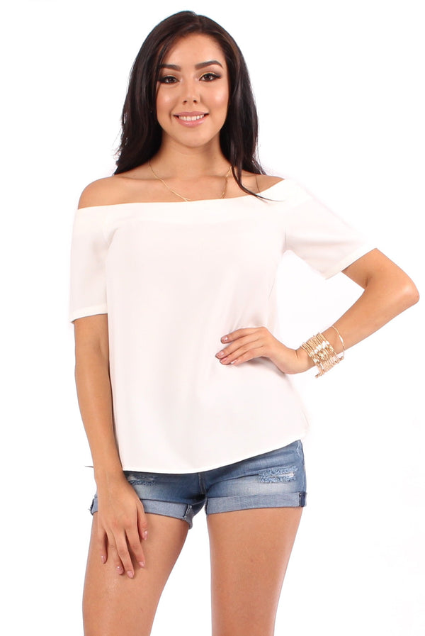 Darla Off The Shoulder Top