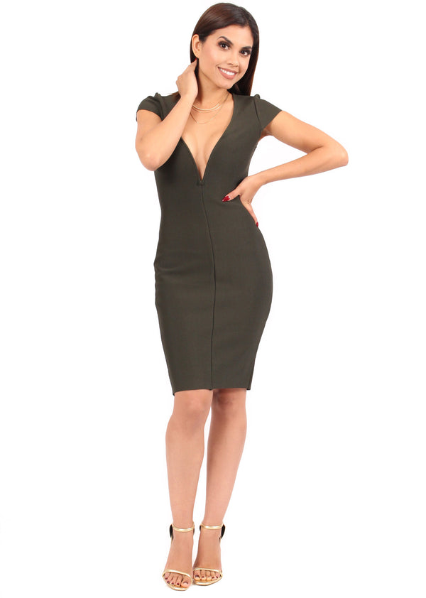 Catherine Bandage Dress