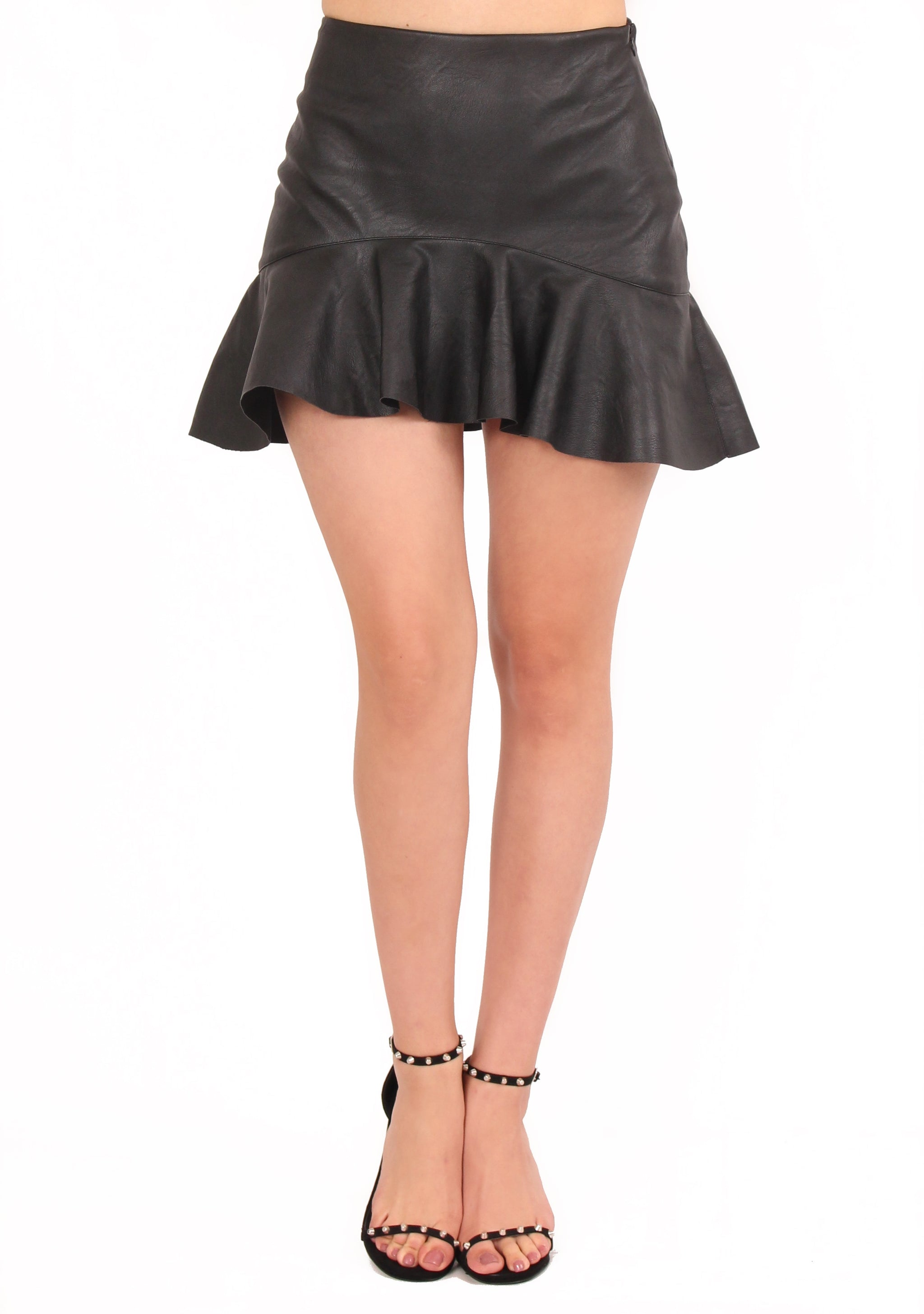 620d165d39f4 Celine Ruffle Skirt - Bellarte Clothing