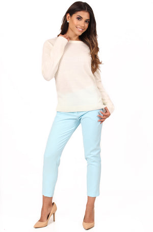 Niki Knit Sweater - Ivory