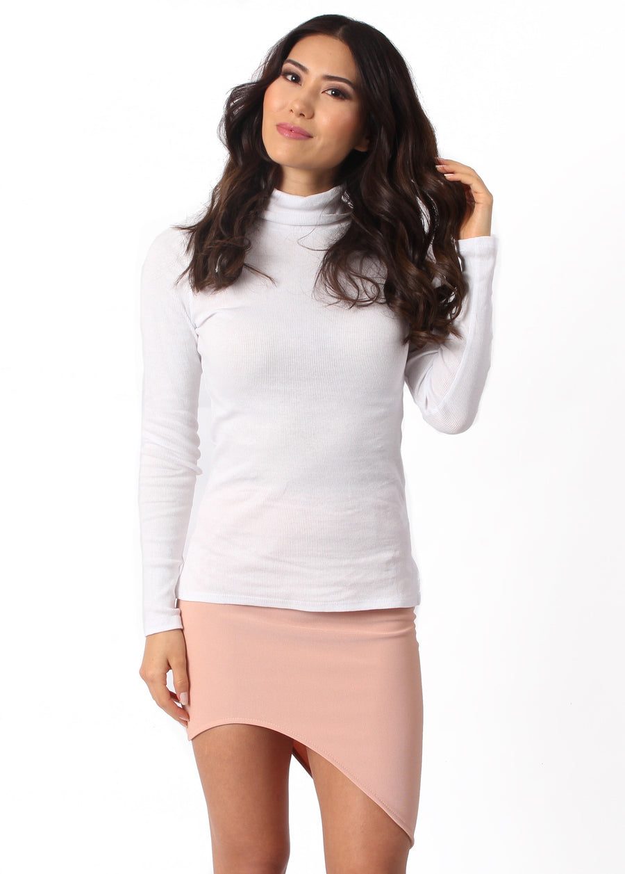 Casey Turtleneck Top