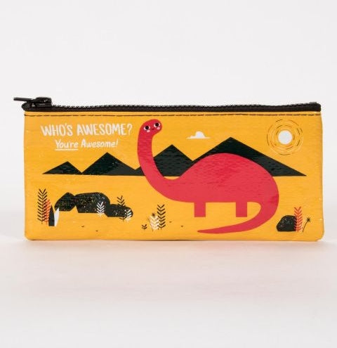 Who's awesome?! pencil case