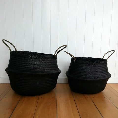 Belly Basket - Black