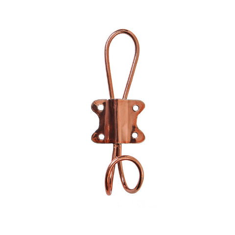 Copper Wire Hook - General Eclectic LAST ONE!