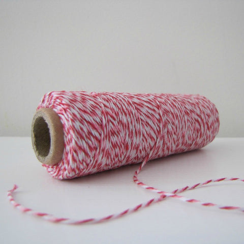 Baker's Twine - Love Twine in strands of pink