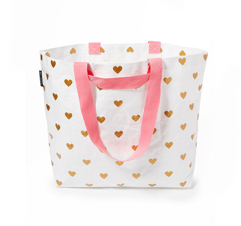 Project Ten - Hearts Medium Tote