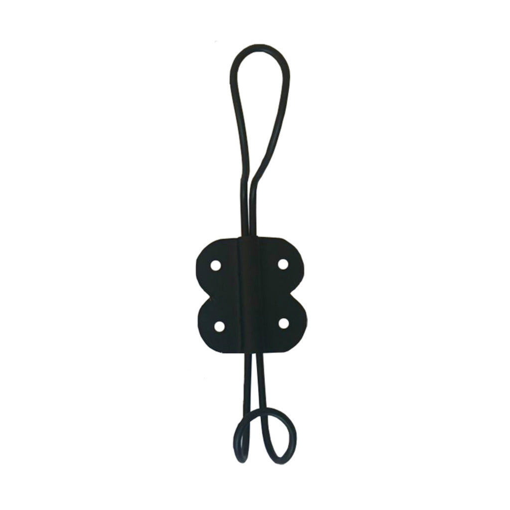 Zakkia Black wire hook - Zakkia LAST ONE
