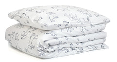 Dreaming of Horses and Stars duvet cover and pillowcase