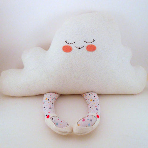 Hug a cloud cushion
