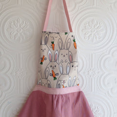 Beautiful Bunny Apron