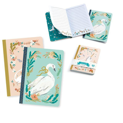 Lucille Notebooks - Set of 2