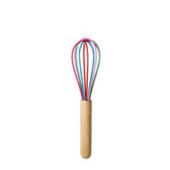 RICE Multi Coloured Whisk Childs