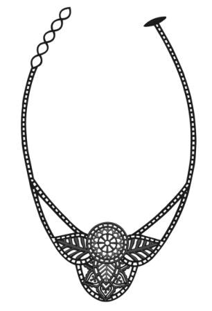 Batucada Indian Necklace