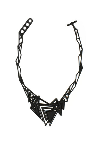 Batucada Kheops Necklace - Black