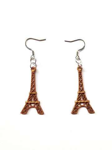 Batucada Tour Eiffel Earrings