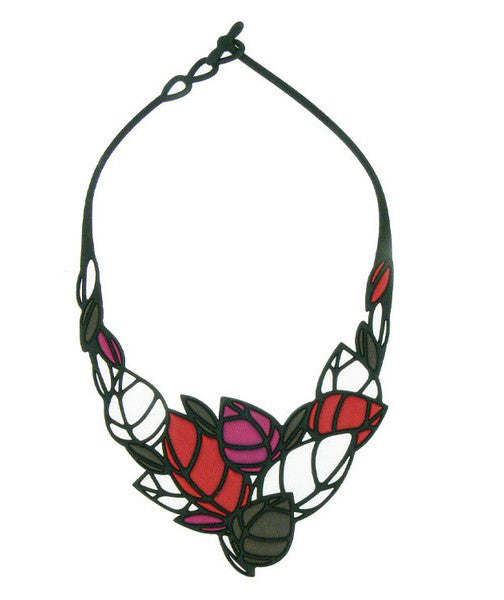 Batucada Acacia Necklace - Multi