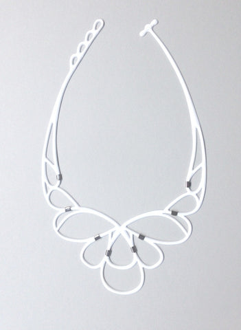 Batucada Ce Soir Necklace - White