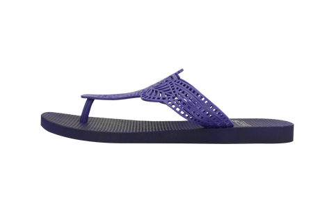 Batucada Indian Sandal - Purple
