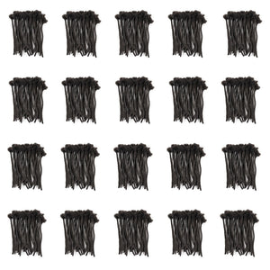 "6"" Afro Kinky Loc Extensions (3 Full Heads)"