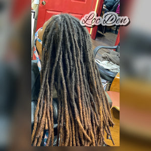 "10"" Handmade Dreadlock Extensions"
