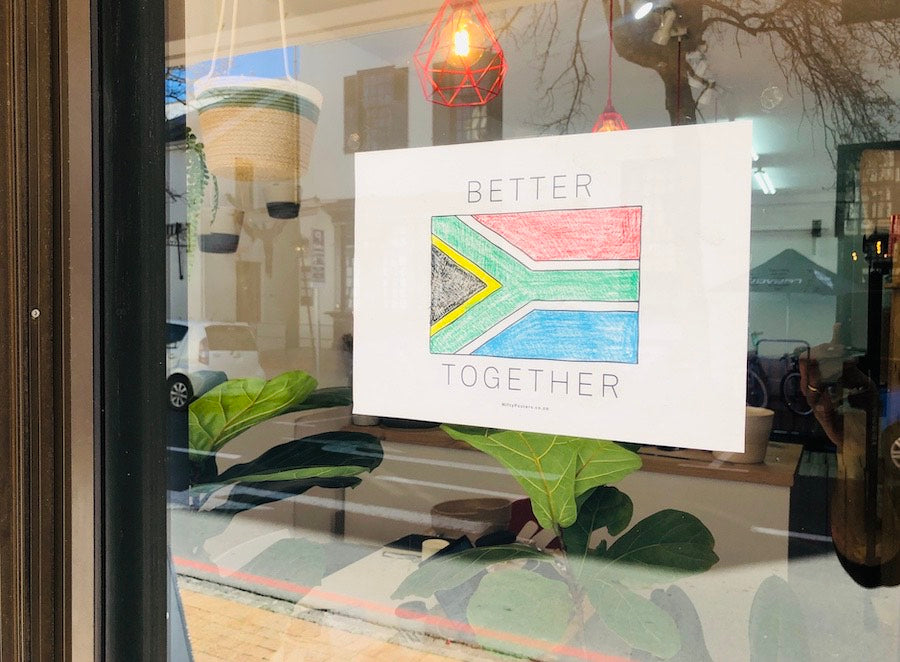 Better Together windows south africa