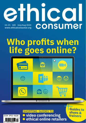 Amberoot Tops the Most Ethical Online Retailers in the UK Ranking List - by Ethical Consumer Magazine