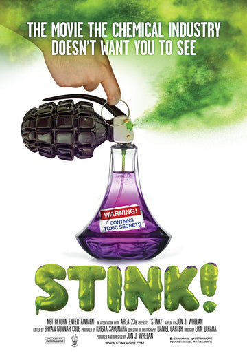Fashion Films: Stink! - Your Health and Chemicals Lurking in Our Clothes