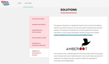 Plastic Soup Foundation Suggests Using Amberoot Sustainability Ratings