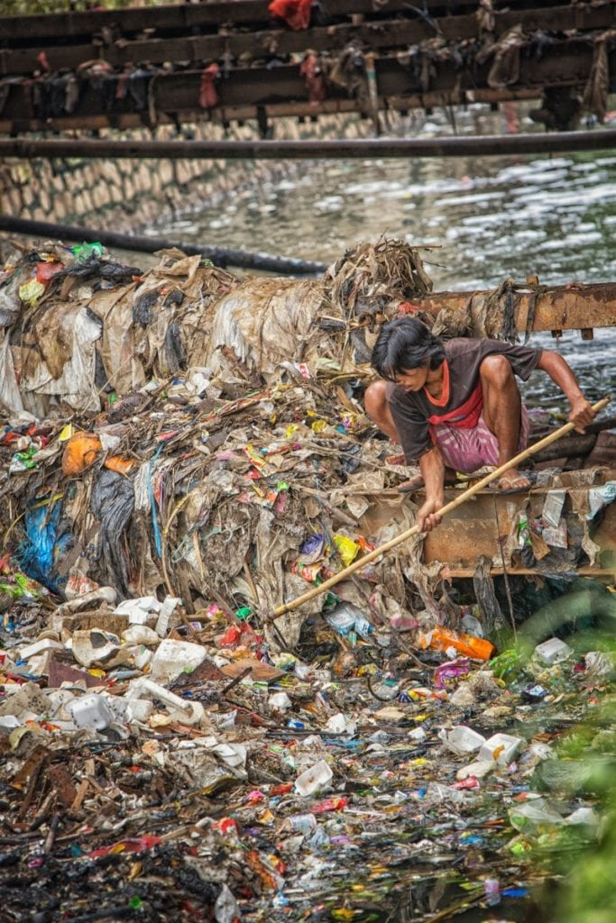 RiverBlue Fashion Films Article Series at Amberoot Textile Jeans Toxic Polluted Citarum River in Indonesia 4