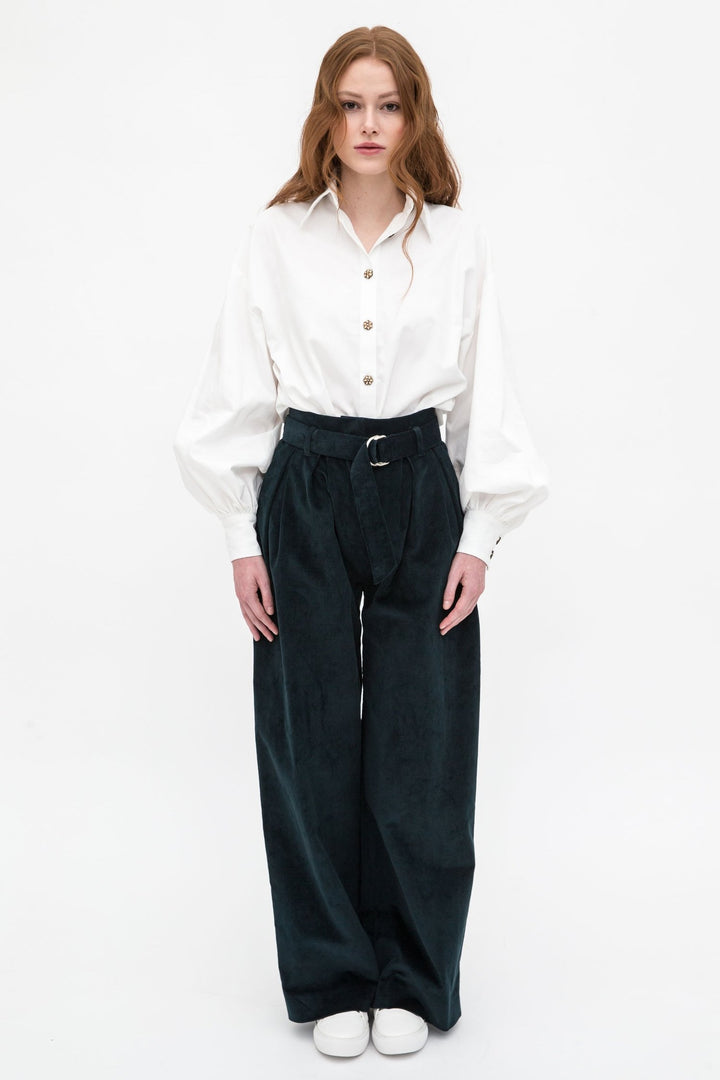 Sanikai - Kadlin Organic Cotton Trousers
