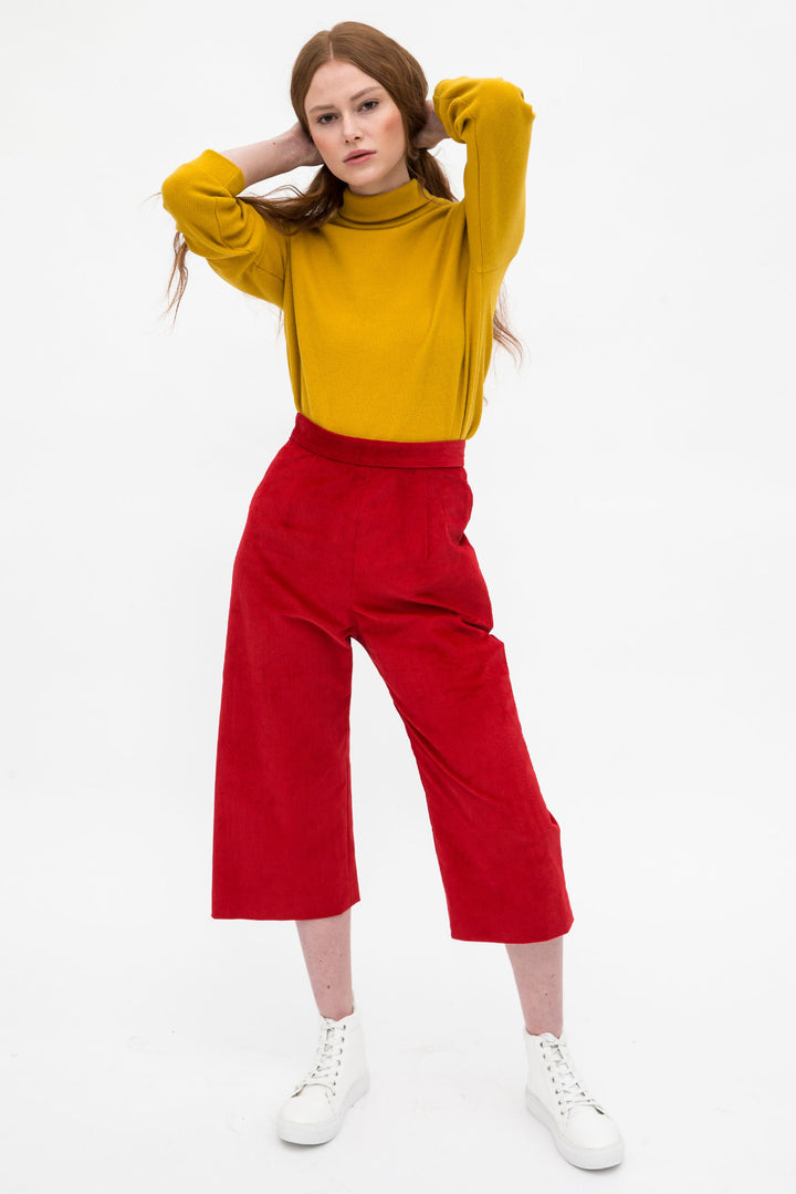 Sanikai - Sjana Organic Cotton Corduroy Trousers