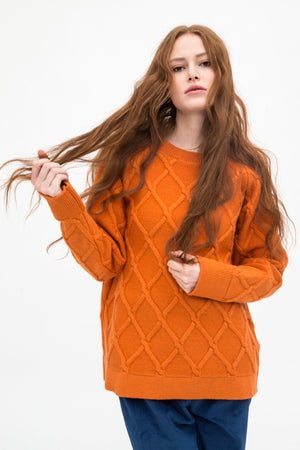 Askja Organic Wool Sweater