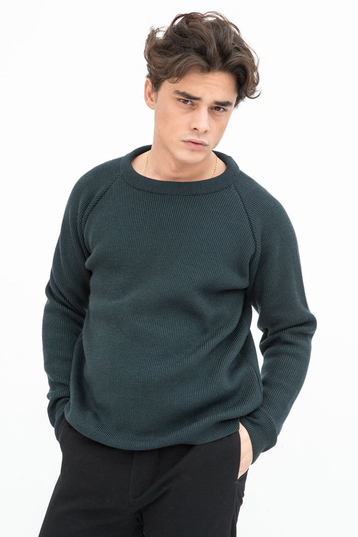 Sanikai - Comfy Organic Wool Sweater
