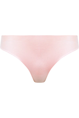 Pack of Two Pink Blush Seamless Knickers